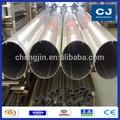 China de fábrica extruido 5010 redondo de aluminio tubo de precio