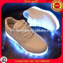 Super Shoe Laces/LED luminous shoes for dancer manufactory