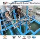Liquefied Nantural Gas Pump and Air Heated Vaporizer Skid Equipment