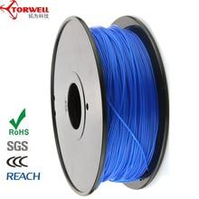 3d printing filament, ABS / PLA / HIPS / Nylon / PETG / TPE filament