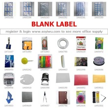 Blank Label : One Stop Sourcing Agent from China Biggest Manufacturer Market T at YIWU
