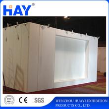 Bangkok exhibition event installation modular wall panel system