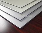 exterior wall siding panel/decorative metal wall panels/aluminum faced composite panel