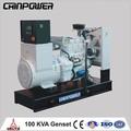 100 kva tipo aberto deutz eletrostático de alta tensão do gerador diesel consumo de combustível