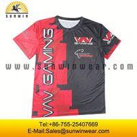 dye sublimation t-shirt printing/sublimation printing t-shirt/t-shirt sublimation