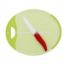 antibacterial non slip plastic cutting board slate cutting board
