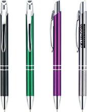 metal body ballpoint pen heavy metal pens AL-9229