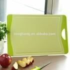 antibacterial non slip plastic cutting board baoyouni