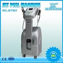 New Generation vertical jet peel pdt machine for deep and light wrinkles eliminating