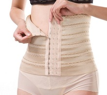 Postpartum Recovery Belt Post Partum Pregnancy Girdle Tummy cincher band H03