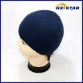 Piano di lavoro a maglia acrilico hzm-13330002 larghi generale divertente cappelli camionista