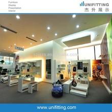 UF-ITD-14 Luxury interior design shop furnitures