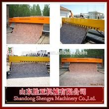 The best quality ! automatic paving brick machineautomatic tiger stone brick road laying machine.paver machine