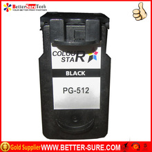 Original quality PG512 compatible canon ink cartridge from BetterSure