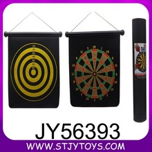 "15""/17""/18"" soft dart board with 6pcs magnetic dart"