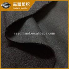 breathable TPU bond polyester interlock fleece soft shell fabric