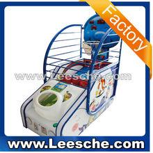 LSJQ-382 hot new Kids Basketball electronic bingo machine children game