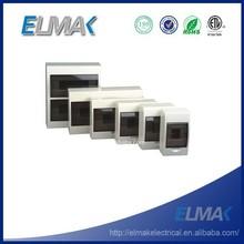 IP40 Surface Mounting 3 phase power distribution box