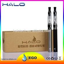 CE ROHS China ecig factory halotech released wholesale ego e cig ego-c