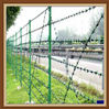 factory price Low carbon Green material Superior Plastic coated barbed wire