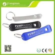 promotion custom bottle opener insert