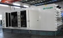 640kW super silent type generator unit uk engine
