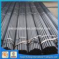 negro de acero al carbono laminado en frío de tubos
