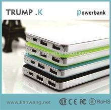 Top Quality High Capacity Ultraslim Powerbank China Market