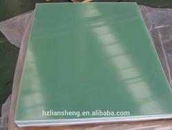 UL listed fiberglass epoxy resin colored laminated G10
