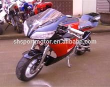 49cc/110cc/125cc pocket bike mini moto mini motorcyle pocket bike pull starter with CE