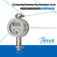 metal tube rotameter for air