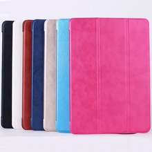 Luxury Leather Ultra Thin Smart Stand Case Cover for Apple iPad Air 2 iPad 6