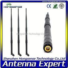 High Quality 9dBi wifi antenna 2.4 ghz 9dbi antenna sma male router rubber