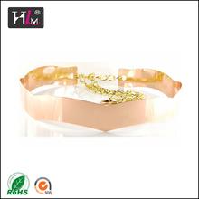 2015 hot topic more than 9999 styles metallic belt ebay with CE RoHS LFGB