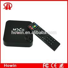 Amlogic Quad Core 2.0GHz MINI PC 4K Video MXIII S802 Android 4.4 Miracast DLAN 1G 8G TV Box 802.11a/b/g/n dual band wifi MX III