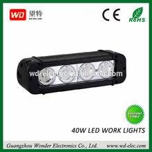 highest quality led lightbar driving light, 12v car led light bar,auto parts atv led lightbars for boat jeep truck