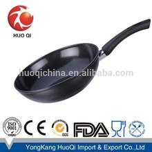forged aluminium non-stick coating wok