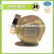Yangzhou Jeffrey imazapyr 70%WDG pest weed control