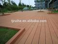 Ruihe eco- ambiente a prueba de agua wpc pisos balcón