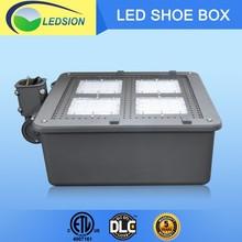 cETL/ETL CREE led 80w 100w 120w 150w shoebox basketball court outdoor led lights