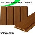 el último compuesto plástico de madera del panel de la pared