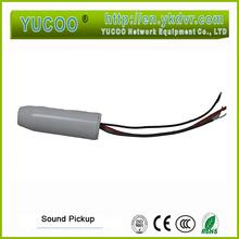 small durable detective wireless mini microphone for surveillance monitor