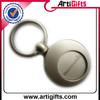Wholesale cheap metal led light bulb key chain