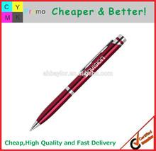 Logo printed roller ball pens