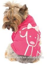 Garden Style Dog Cat Puppy Party Dress T-shirt Vest Small Pet