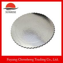 Gold Foil or PET film Cake Drum Cake Board wholesale
