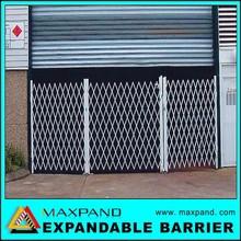 OEM F9 New Model Expandable Short Wrought Iron Fence
