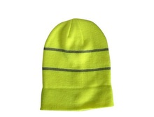 Winter Skull Hat Unisex Men And Women Warm Cuff Plain Wool Hats Beanie