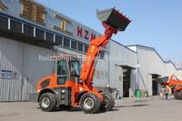 HZM 2ton telescopic boom loader 920T with ce