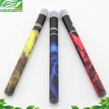 colorful vaporizer pen wood e-hookah shisha pen